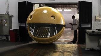 Pac-Man In Real Life - ORIGINS