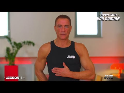 Train with Van Damme - Full Lesson 1 [5/5]