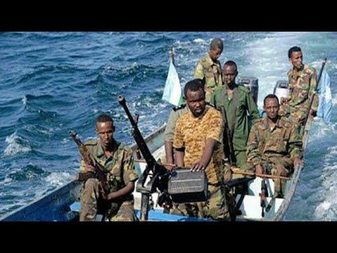 AKSI PEROMPAK SOMALIA YG GAGAL MEMBAJAK KAPAL