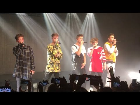 Why Don't We - Invitation Tour