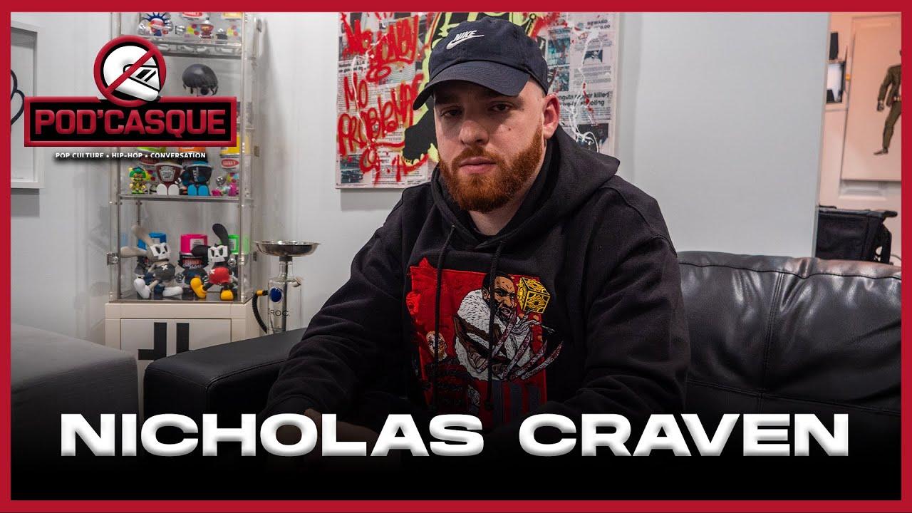 Download Nicholas Craven x Pod'Casque 88