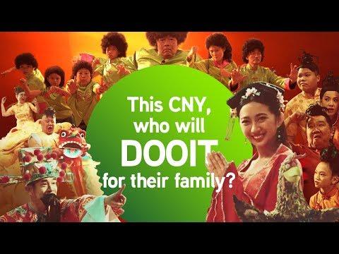 Maxis CNY 2019 - Dooit For Family