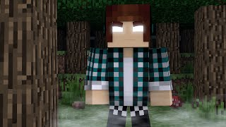 E SE O AUTHENTIC FOSSE O HEROBRINE -  Minecraft Machinima thumbnail