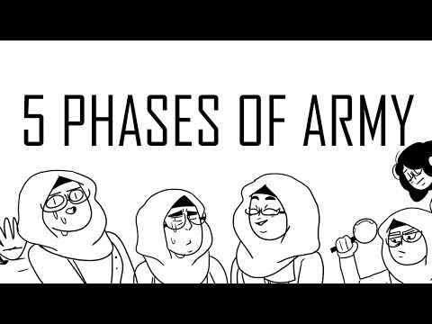 5 types of ARMY [BTS Animation]