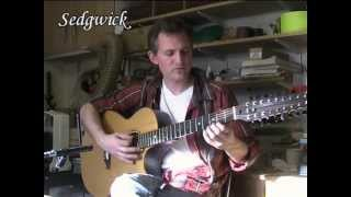 Download Sedgwick Sitar Guitar MP3 song and Music Video