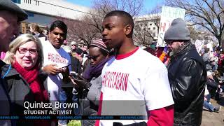 On 50th Anniversary of MLK Assassination, Youth Activists Inspired by his Legacy
