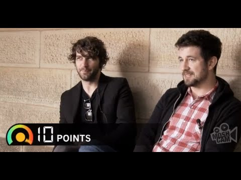 Road Test: Japandroids talk wild shows and waking up in the street | Moshcam