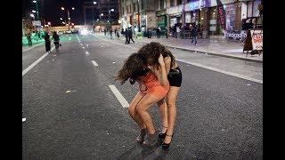 women fight | get naked | beaten | revenge | public fight | girls fight | street fight|  against law