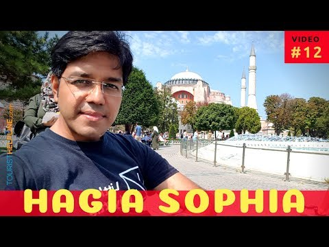 ISTANBUL: Hagia Sophia and Blue Mosque | Are they really worth visiting!!