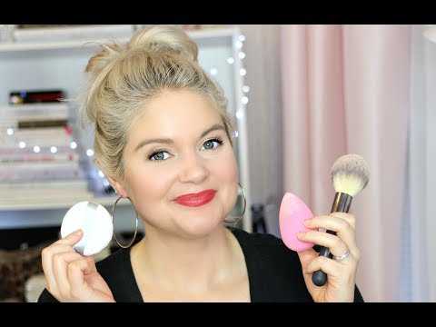 Best Way To Apply Setting Powder | Baking vs Brush vs Puff