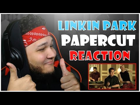 🎤 Hip-Hop Fan Reacts To Linkin Park - Papercut 🎸