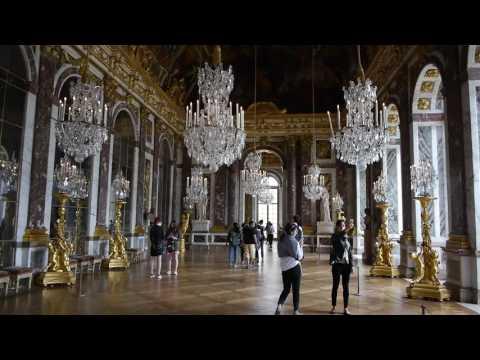 Versailles 8:L'intérieur du château