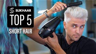 Top 5 SHORT HAIR Videos For Men - Spring/Summer 2020