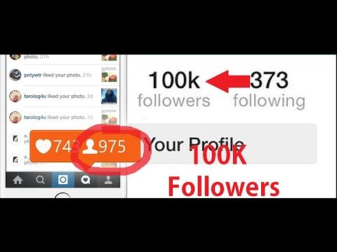 How To Get Instagram Followers Fast - Instagram Followers Hack 2017