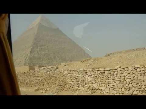 Giza Necropolis with the Pyramids of Giza