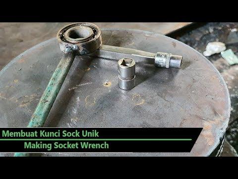 Membuat Kunci Sock Unik Dan Sederhana Kunci Sok