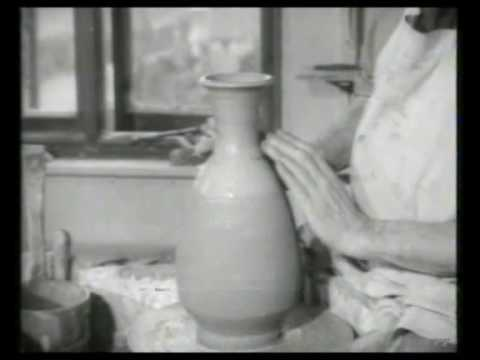 Bernard Leach - A Potter's World (Extract)