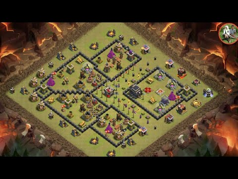 Base War Th 9 Susah Ditembus 7