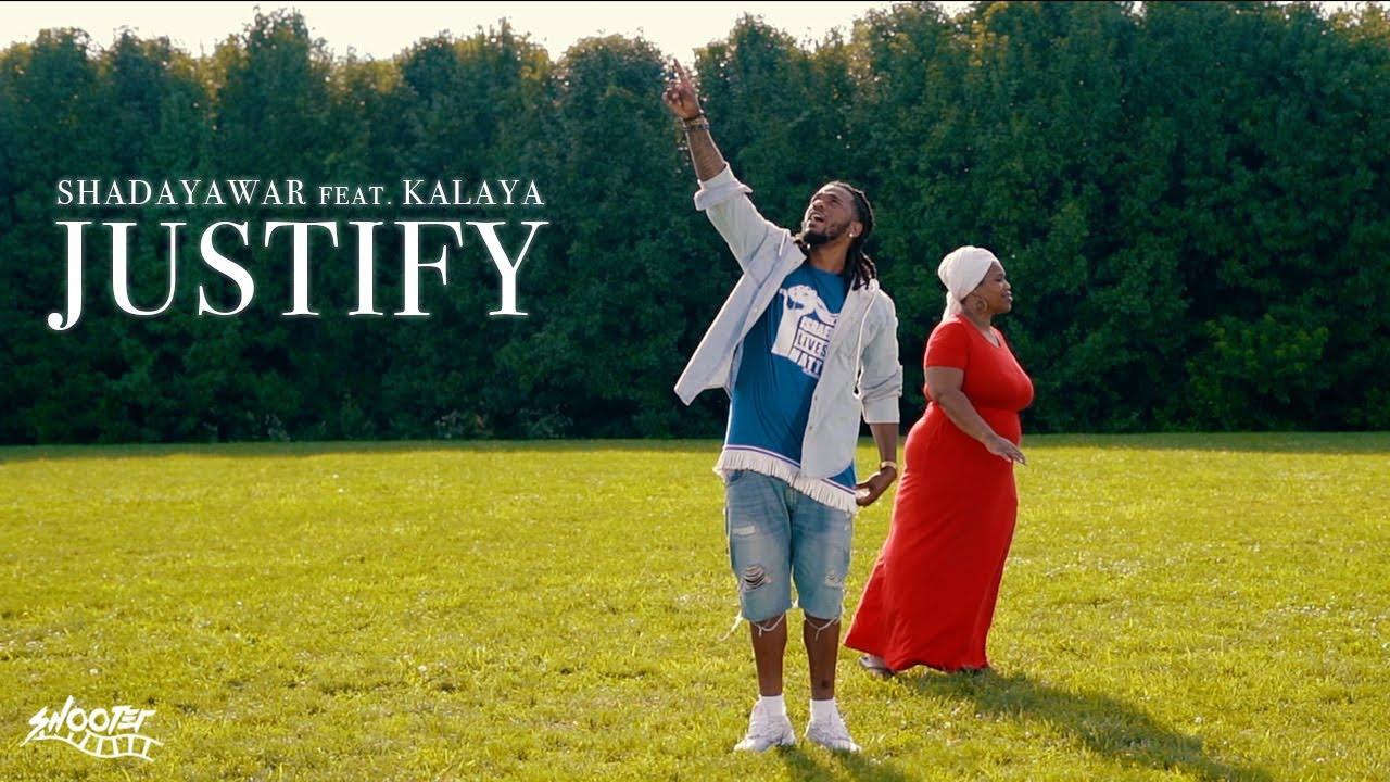 """Shadayawar  Releases One of His Most Anticipated Singles & Video """"Justify"""""""