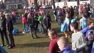 TUNNIS.NL - SPONSORLOOP VOOR STICHTING NAMELOK Wandelen voor water(pompen) Sint Anthonis 2015