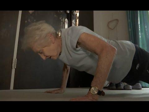 85-year-old Preparing to Run Sixth Half marathon in Cape Town