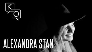 Alexandra Stan: ''Antalya'da çıplak...''
