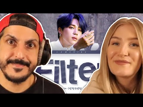 Producer REACTS To BTS (방탄소년단) Jimin 'Filter'