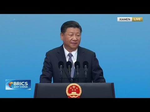 Full Video: Chinese President Xi Jinping delivers keynote speech at BRICS Business Forum