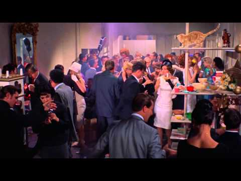 Breakfast at Tiffany's - BEST PARTY EVER (5) - Audrey Hepburn