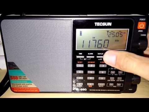 Tecsun PL-600 vs. Tecsun PL-880 on shortwave