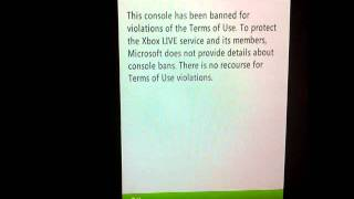 Gambar cover Just got my console banned for no fkin reason?! wtf?!?!