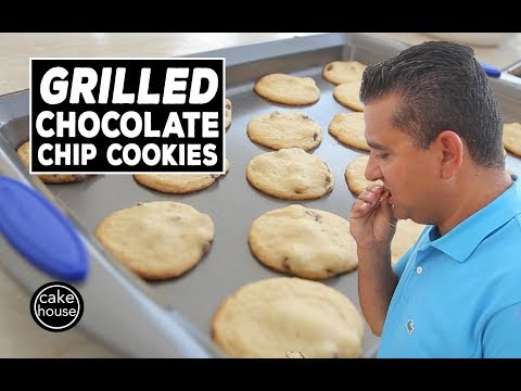 Cake Boss Grilled Chocolate Chip Cookies By Buddy Jr.