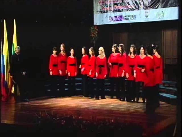 Coro de Cámara Femenino Armonía de Buenos Aires Argentina