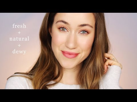 Easy Everyday Spring Makeup Tutorial thumbnail