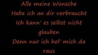 Silbermond- Durch die Nacht (lyrics)