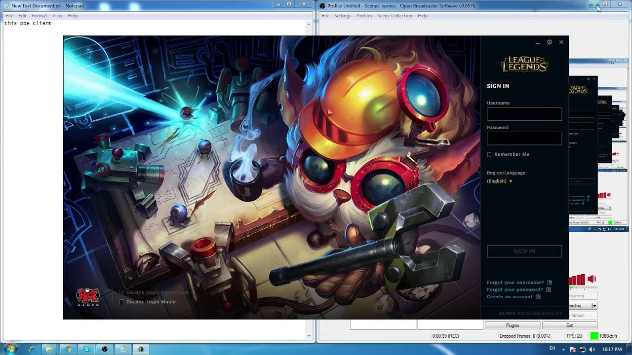 Download now league of legends patch 4. 15 for new client design.