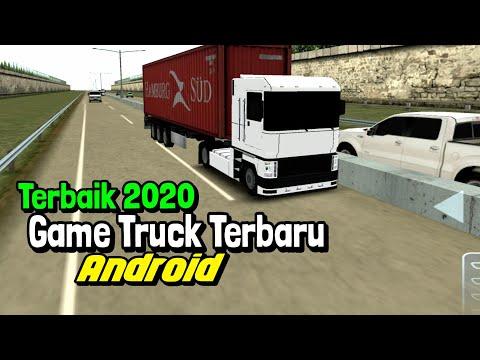 Super Bening Grafiknya!! Game truck Simulator Android 2020 - 동영상