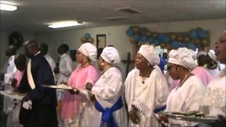 celestial church of christ hephzibah parish indianapolis 5th adult harvest 2013 thanksoffering
