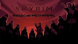 Skyrim - Naruto mod: #11 Ruler of the Ninja World!!!
