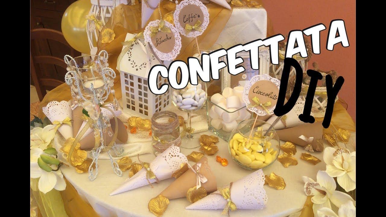 Come Addobbare Un Tavolo Per Confettata allestimento e idee prima comunione o matrimonio _ confettata, wedding