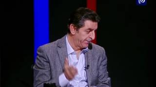 علي الخلايلة وقيس الزيادين - الجلسة الرقابية النيابية