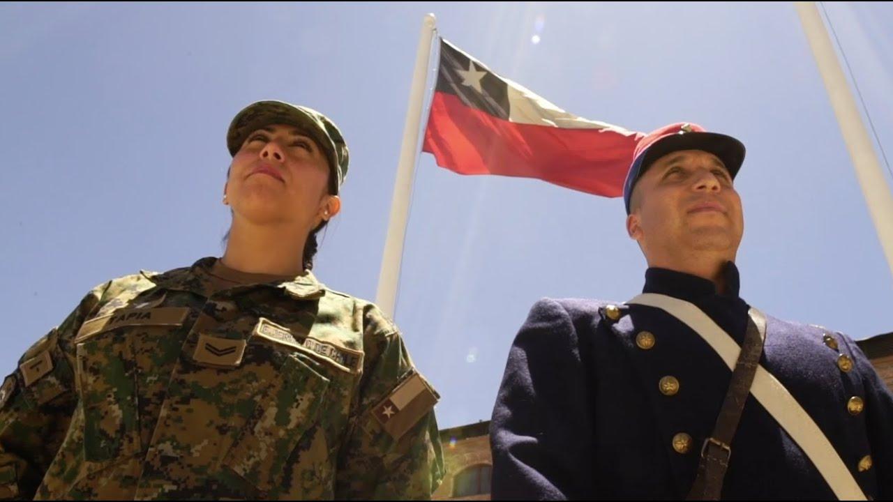 El Ejército honra en su día a los veteranos de la Guerra del Pacífico