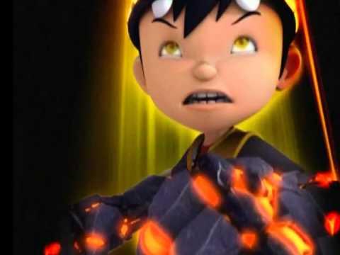 BoBoiBoy Opening dengan LIRIK  ♫