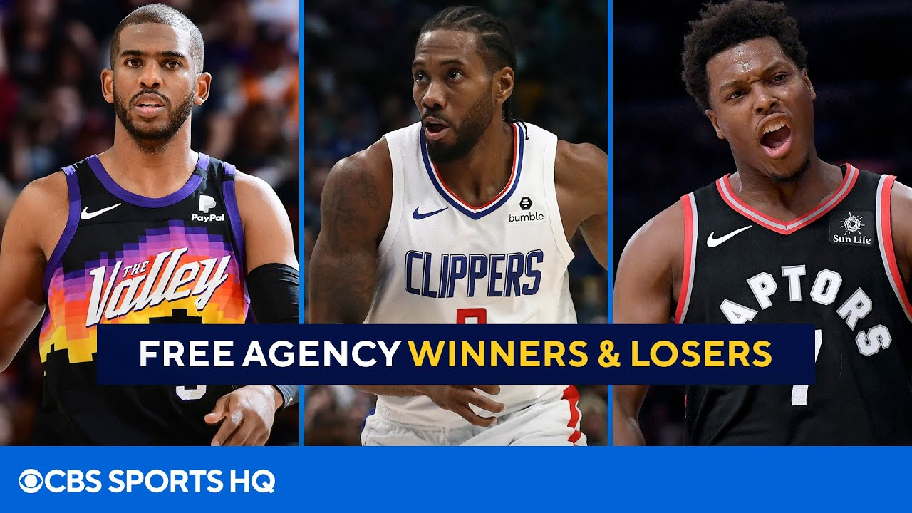 NBA free agency winners and losers so far in 2021
