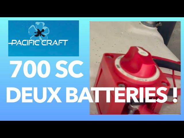 Pacific Craft 700 Sun Cruiser Ep 12 Retour de Révision- Grand Piquey, Cap Ferret