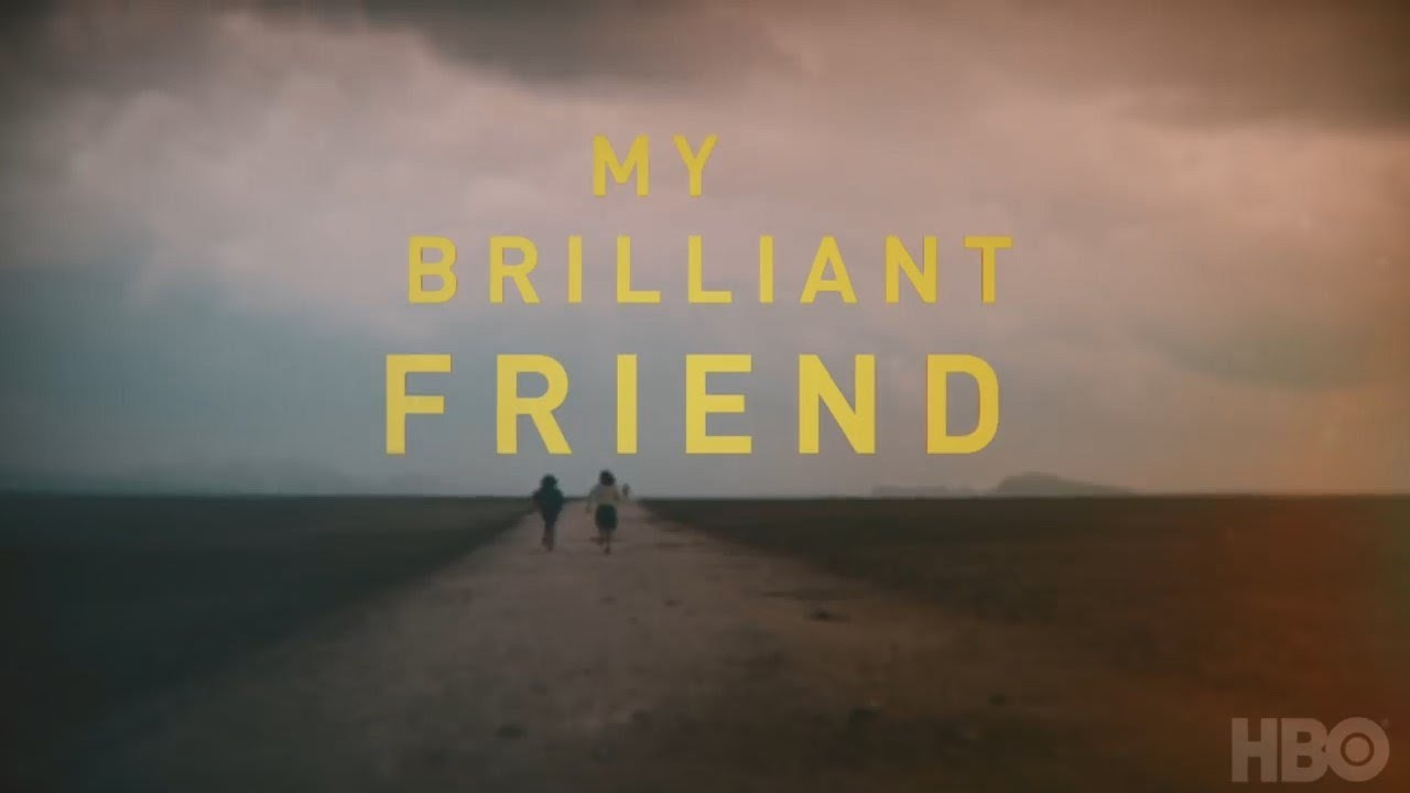 Image result for my brilliant friend tv show