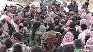 تسريبات عودة زعيم عشيرة كبير إلى حضن الأسد.. إيران تحاول استغلال الموقف.. ماهي خطتها ؟