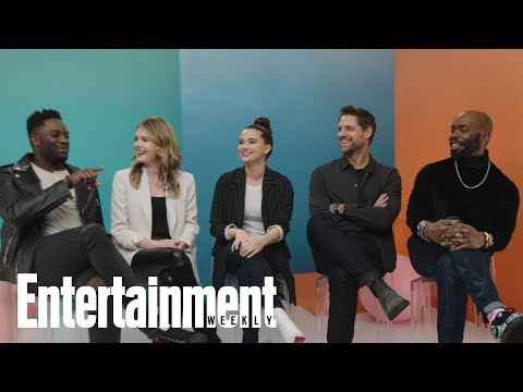 ''The Bold Type'' Cast Talk Who They Want More Scenes With | Entertainment Weekly