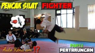 Download PENCAK SILAT ⁉️ FIGHTER ⁉️ Auto marah  ya