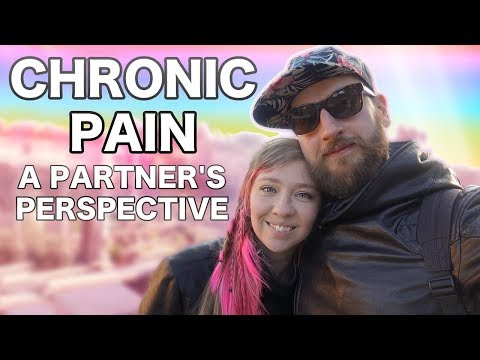As a Spouse of Someone in Chronic Pain